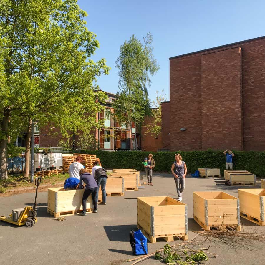 Urban Gardening Mitglieder